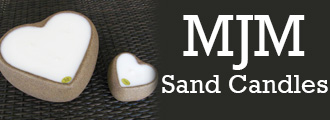 MJM Sand Candles